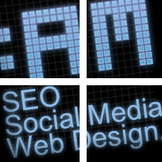 A.M. Design Banner - SEO, Social Media & Web Design Services